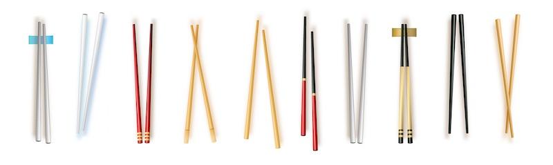 Styles of Chopsticks