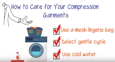 Compression Sock Machine-Wash Points to Remember