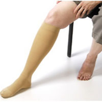 compression can help treat DVT