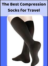 The best travel compression socks image