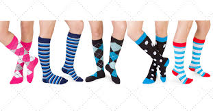 Graduated compression socks vary in pressure