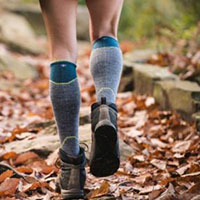compression socks protect your feet