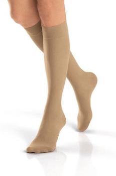 skin colored compression socks
