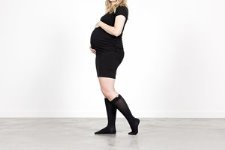 compression stockings can be worn in pregnancy