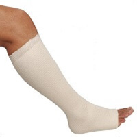 tubular bandage for venous insufficiency