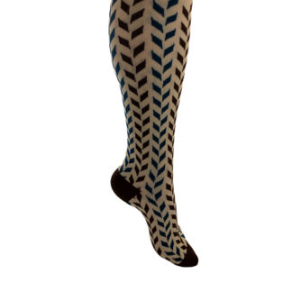 ComproGear Savory Chevrons Compression Socks