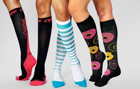cute compression socks