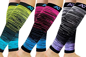 cute legs compression leg sleeves for runners
