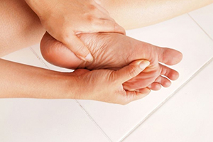 diabetic neuropathy intervention