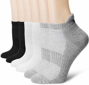 compression ankle socks and stockings include arch/heel support and accelerated blood flow to reduce pain and soreness in the feet
