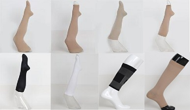 different shapes of compression socks for Men