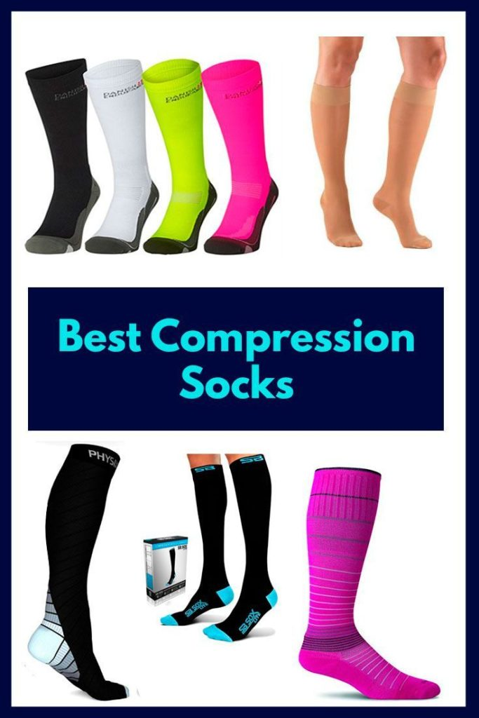 images of best Compression Socks for Air Travel