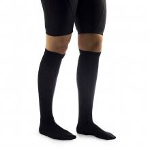 black compression stockings