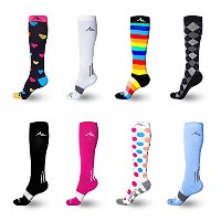 fashionable compression stockings