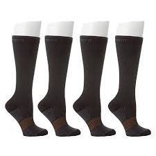 perfectly fitting compression stockings