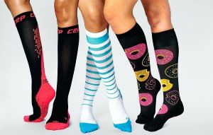 variations of compression socks
