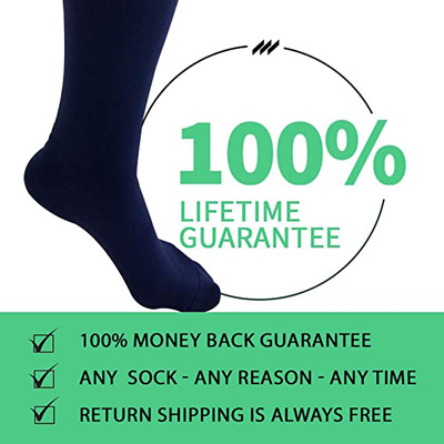 Benefits of buying Comprogear's  compression socks for men
