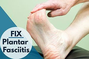 how to fix plantar-fasciitis
