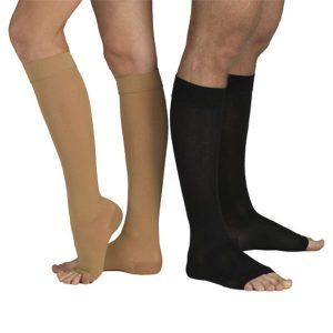 image of compression socks for edema