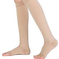 knee high compression socks type