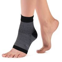 One-Footless-Compression-Socks