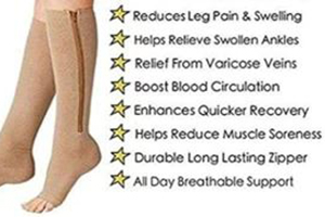major benefits of medical hosiery for athletes