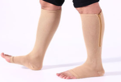 men wearing Compresion Socks