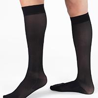 women mild support socks 8-15 mmHg