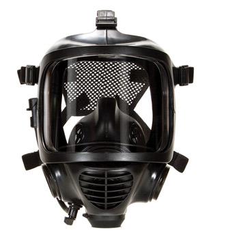 Tactical hazmat mask