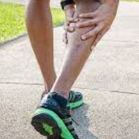 muscle injuries because of exercising without pressure socks