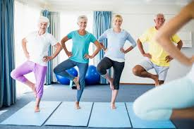 exercise for elderly persons