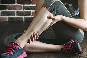 prevent leg cramps