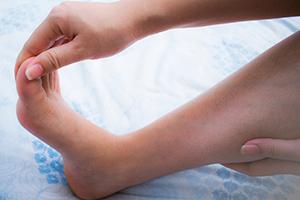 prevent leg numbness