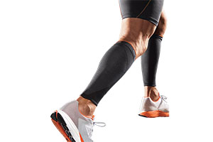 recover faster with support socks help boost blood flow to heal injury to the calf and knee