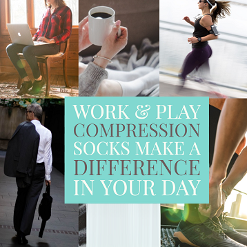 compression socks make a vital difference in your life