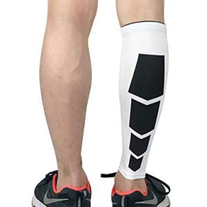 Shin guard calf socks image
