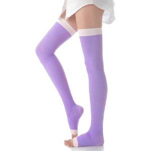 Compression Socks With Slimming Design image
