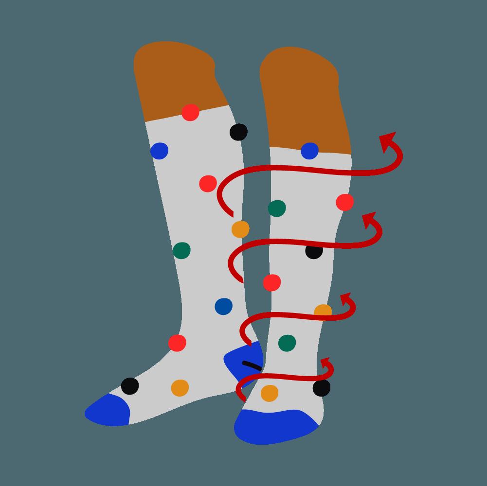 compression-socks-blood-flow