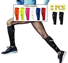 colorful compression sleeves