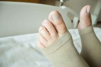 Open Toe Socks
