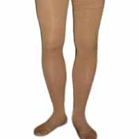 graduated thigh length hosiery
