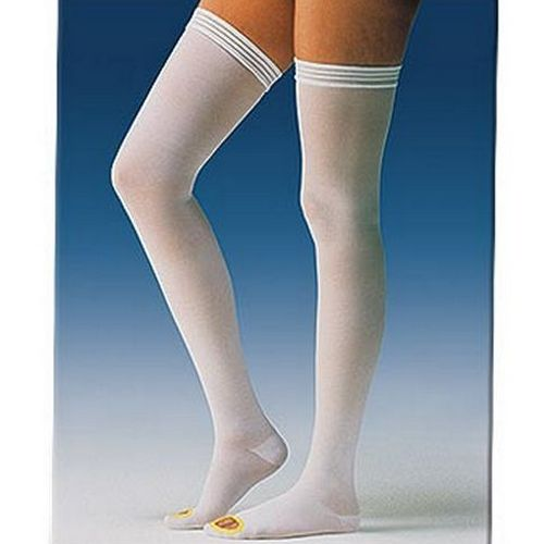 thigh-high anti-clot stockings