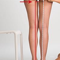 thigh length measurement