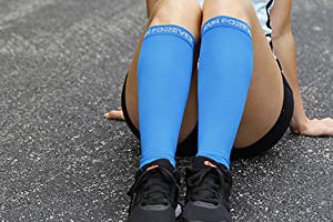 true graduated legs compression leg sleeves