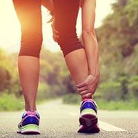 use tubular bandages to avoid sports injuries