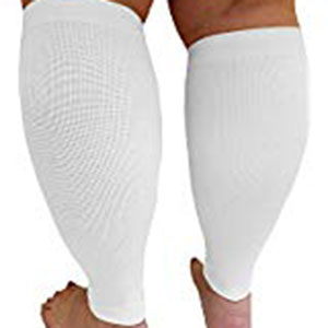 wide calf legs compression leg sleeves
