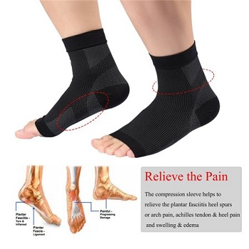 relieve pain through pressure