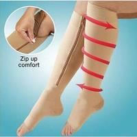 An image showing effectiveness and comfort of fit and high compression socks